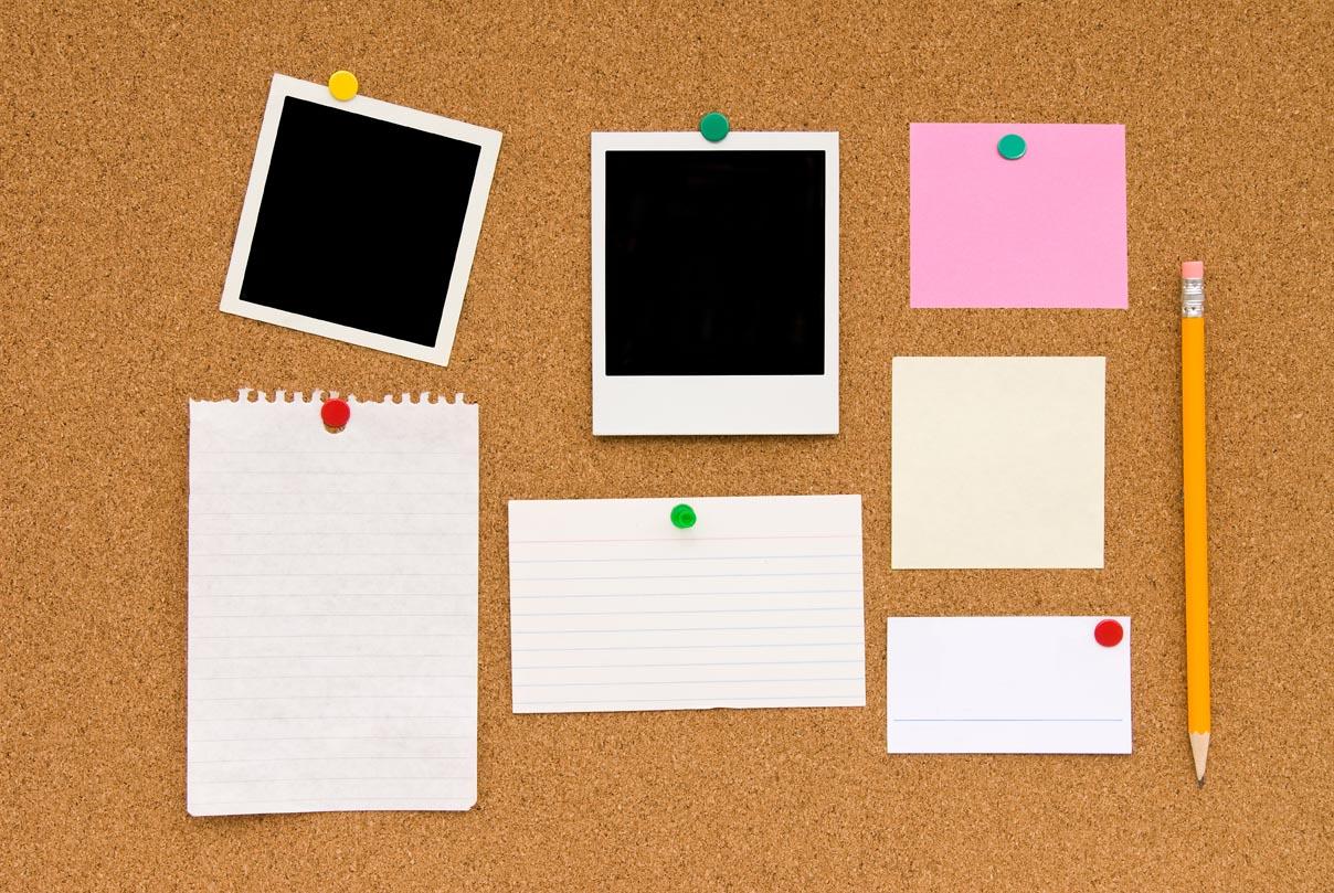 Доска для записок